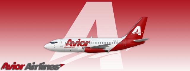 Boeing 737-200 Avior Airlines YV3151