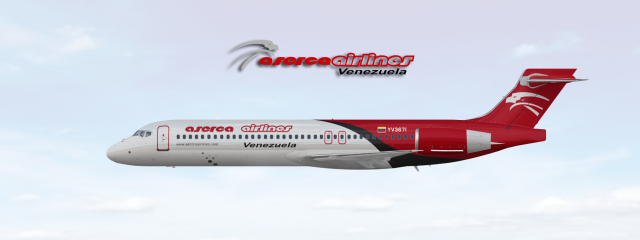 Boeing 717-200 Aserca Airlines