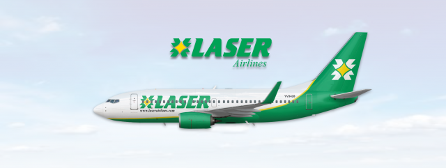 Boeing 737-700 Laser Airlines