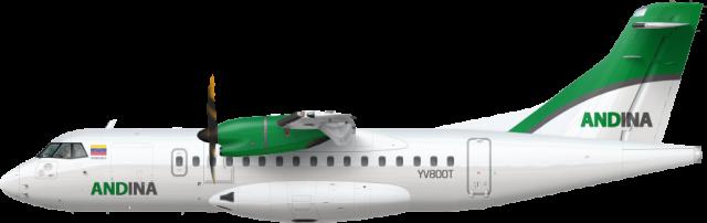 ATR 42-600 Andina
