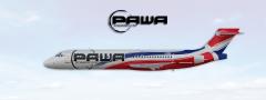 Boeing 717 200 PAWA Dominicana