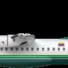 ATR 42-320 Linea Aérea I.A.A.C.A. - Lai YV-950C (Circa 1995)