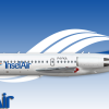 Fokker F70 Insel Air Aruba P4-FKA