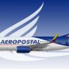 Boeing 737 700 Aeropostal Alas de Venezuela