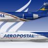 Boeing 717-200 Aeropostal Alas de Venezuela