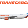 Airbus A300B4-200F Transcarga International Airways YV560T