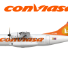 ATR 42-320 Conviasa YV1008