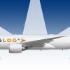 Boeing 777F Varig Logistica PR-BAS