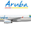"Airbus A320-232 Aruba Airlines P4-AAC ""Tio Elias"""