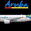 "Airbus A319-111 Aruba Airlines P4-AAE ""Dito"""