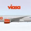 Boeing 777-200LR Viasa New Livery
