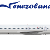 McDonnell Douglas MD-82 YV514T Rutas Aereas de Venezuela RAVSA Venezolana