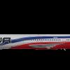 """McDonnell Douglas MD 82 HI914 PAWA Dominicana """"Virgen de la Altagracia"""""""