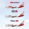 Avior Group Fleet - Flota Grupo Avior Boeing 737-400