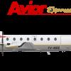 Beechcraft 1900C Avior Express YV-451C (Circa 1997)