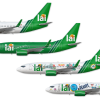 Lai Boeing 737-700 Liveries