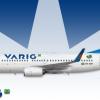 Boeing 737-700 Varig PR-VBY