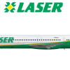McDonnell Douglas MD-81 YV469T Laser Airlines