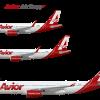 Avior Airlines Fleet (Fictional)