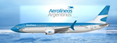 Aerolíneas Argentinas 737 MAX 8