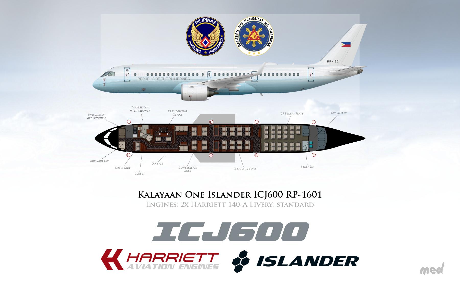 Islander ICJ600 Philippines - Government - Islander - Gallery ...