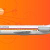 Southeastern Express 'River City Shuttle' Fokker 100