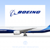 Boeing House Colours, Boeing 767-9F