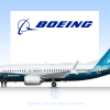 Boeing House Colours, Boeing 737 MAX 7