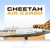 Cheetah Air Cargo, Boeing 727-100F