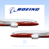Boeing House Colours, Boeing 787-8