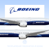 Boeing House Colours, 777-8/-9