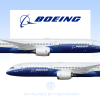 Boeing House Colours, Boeing 787-9, -10
