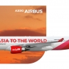 AsiaJet Airways Airbus A330-200 Livery - From Asia to the world
