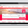 The all new AsiaJet Airways Website