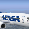 Avensa Boeing 737-700 on Cruise in Florida