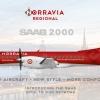 SAAB 2000 Norravia Regional