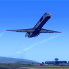 Dubrovnik Airline MD-82 Departure