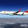 Austrian 737-800 LOWW - EGCC 3