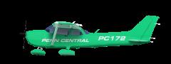 Penn Central C172