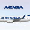 Boeing 737 700 Avensa (Pan Am Tail Style)