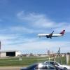 Delta 757-200 Landing At MSP