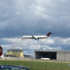 Delta MD-80 Landing at MSP