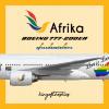 Afrika Boeing 777-200ER Pride Livery