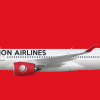 Union Airlines Airbus A350-900
