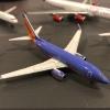GeminiJets 1:400 Southwest Airlines Boeing 737-700