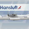 Hansluft (virtual airline) ATR-72-500