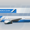 AEROCEAN (virtual airline) 757-200
