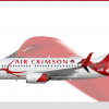 Air Crimson Boeing 737-700