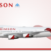 Air Crimson Boeing 747-400 (2018 livery)