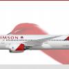 Air Crimson Boeing 787-9